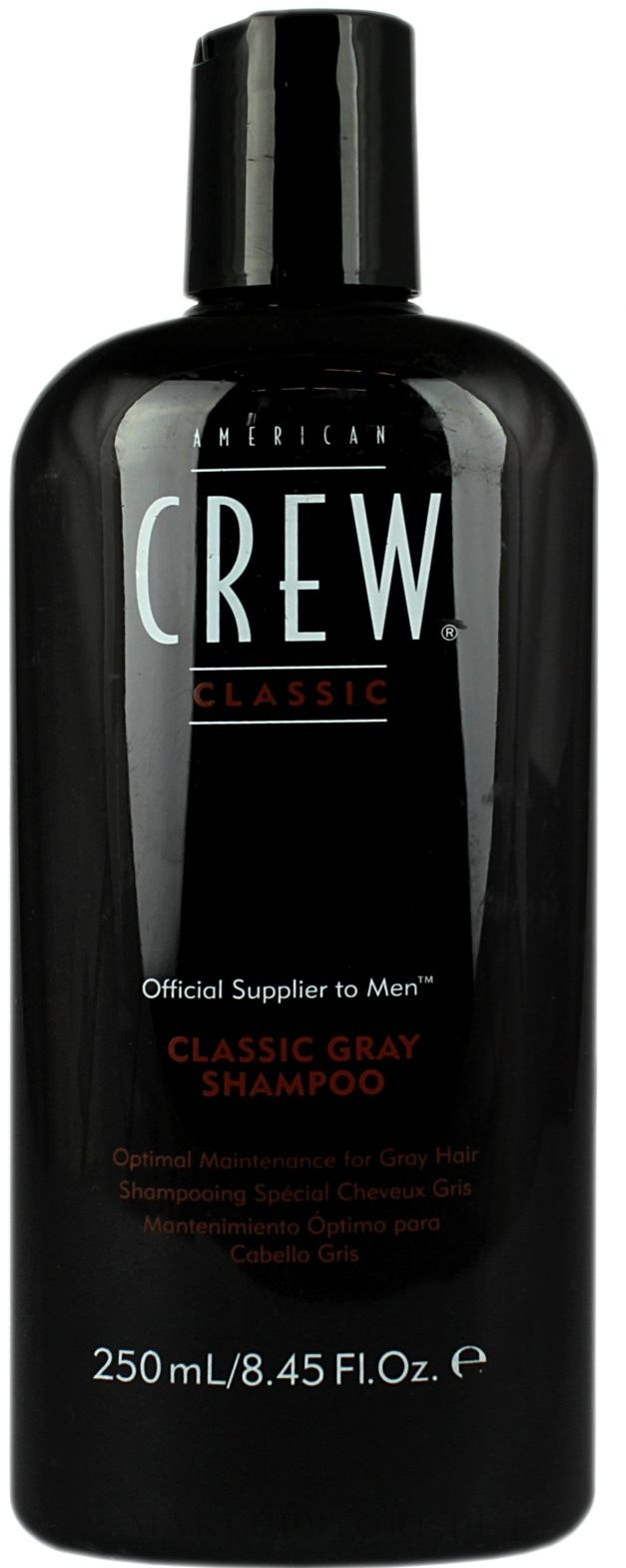 MAKEUP   American Crew Classic Gray Shampoo ...