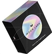 Düfte, Parfümerie und Kosmetik Wimpernset (Künstliche Wimpern 2 Paare + Wimpernapplikator) - Moon Lash Magnetic Eyelashes 004 Attractive Venus