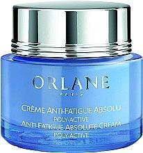 Düfte, Parfümerie und Kosmetik Anti-Falten-Gesichtscreme - Orlane Anti-Fatigue Absolute Cream Poly-Active