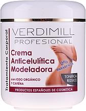 Düfte, Parfümerie und Kosmetik Anti-Cellulite Körpercreme - Verdimill Professional Anti-Cellulite Cream
