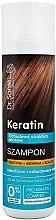 Shampoo für stumpfes und brüchiges Haar - Dr. Sante Keratin Shampoo — Bild N1