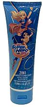 Düfte, Parfümerie und Kosmetik 2in1 Shampoo und Conditioner für eine leichte Kämmbarkeit - DC Super Hero Girls 2in1 Shampoo and Conditioner