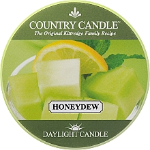 Düfte, Parfümerie und Kosmetik Duftkerze Daylight Honeydew - Country Candle Honeydew Daylight