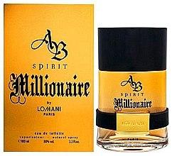 Düfte, Parfümerie und Kosmetik Lomani AB Spirit Millionaire - Eau de Toilette