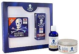 Düfte, Parfümerie und Kosmetik Gesichtspflegeset - The Bluebeards Revenge Designer Stubble Kit (Gesichtspeeling 100ml + Bartöl 100ml)