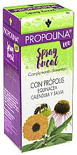 Düfte, Parfümerie und Kosmetik Mund- und Kehlespray mit Propolis, Echinacea, Ringelblume und Salbei - Artesania Agricola Propolina Eco Spray