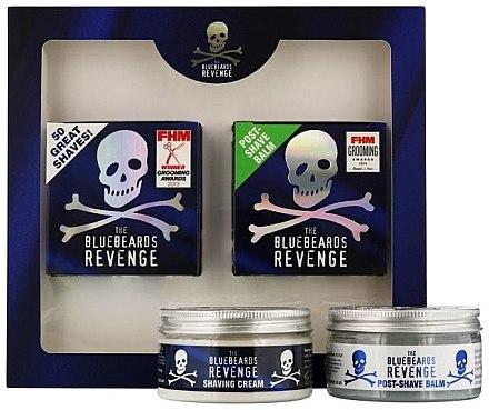 Gesichtspflegeset - The Bluebeards Revenge (After Shave Balsam 100ml+Rasiercreme 100ml) — Bild N1