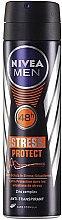 Düfte, Parfümerie und Kosmetik Deospray Antitranspirant - Nivea Men Ultimate Protect Deodorant Spray