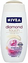 Duschcreme Diamond Touch - Nivea Bath Care Diamond Touch Shower Gel — Bild N3