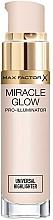 Düfte, Parfümerie und Kosmetik Flüssiger Highlighter - Max Factor Miracle Glow Pro Illuminator Highlighter