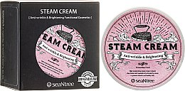 Düfte, Parfümerie und Kosmetik Feuchtigkeitsspendende Gesichtscreme mit Extrakten aus 6 Ölen - Seantree Steam Cream