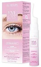 Düfte, Parfümerie und Kosmetik Augencreme gegen Krähenfüße mit Faltenauffüll-Effekt - Floslek Eye Care Expert Filling Anti-Crow's Feet Cream