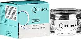 Anti-Glanz Gesichtscreme - Qiriness Purify Control Cream — Bild N1
