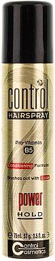 Haarlack Super starker Halt - Constance Carroll Control Hair Spray Power Hold — Bild N1