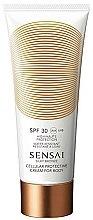 Düfte, Parfümerie und Kosmetik Sonnenschutzcreme für den Körper SPF 30 - Kanebo Sensai Cellular Protective Cream For Body