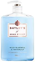 Düfte, Parfümerie und Kosmetik Flüssige Handseife mit wilder Blaubeere und Seerose - Bayley's Of Bond Street Wild Blueberry & Waterlily Luxurious Hand Wash
