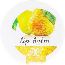 Düfte, Parfümerie und Kosmetik Bio-Lippenbalsam mit Birnenaroma - Hristina Cosmetics Lip Balm