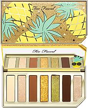 Düfte, Parfümerie und Kosmetik Lidschatten-Palette - Too Faced Tutti Frutti Sparkling Pineapple Eyeshadow Palette
