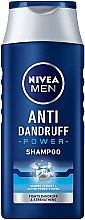 Düfte, Parfümerie und Kosmetik Anti-Schuppen Shampoo mit Bambusextrakt - Nivea For Men Anti-Dandruff Power Shampoo