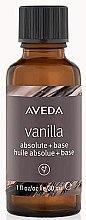 Düfte, Parfümerie und Kosmetik Ätherisches duftendes Vanillenöl - Aveda Essential Oil + Base Vanilla