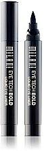 Düfte, Parfümerie und Kosmetik Fettflüssiger Eyeliner - Milani Eye Tech Bold Liquid Liner