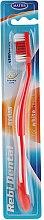 Düfte, Parfümerie und Kosmetik Zahnbürste mittel Rebi-Dental M43 rot - Mattes