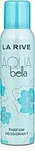 Düfte, Parfümerie und Kosmetik La Rive Aqua Bella - Deospray