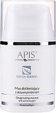Düfte, Parfümerie und Kosmetik Creme-Mousse für das Gesicht mit aktivem Sauerstoff - APIS Professional Home TerApis Oxygenating Mousse