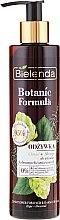 """Düfte, Parfümerie und Kosmetik Haarspülung für gefärbtes und strapaziertes Haar """"Hopfen & Schachtelhalm"""" - Bielenda Botanic Formula Horsetail & Hops Conditioner"""
