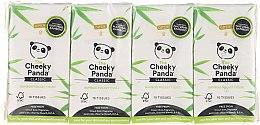 Düfte, Parfümerie und Kosmetik Luxus-Bambus-Taschentücher 8 St. - The Cheeky Panda Classic Bamboo Pocket Tissue