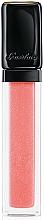 Düfte, Parfümerie und Kosmetik Flüssiger glitzernder Lippenstift - Guerlain Kiss Kiss Liquid Lipstick Shine
