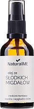 Düfte, Parfümerie und Kosmetik Süßmandelöl - NaturalME