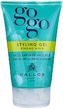 Düfte, Parfümerie und Kosmetik Haargel - Kallos Cosmetics Gogo Styling Gel Strong Hold