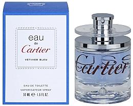 Düfte, Parfümerie und Kosmetik Cartier Eau de Cartier Vetiver Bleu - Eau de Toilette