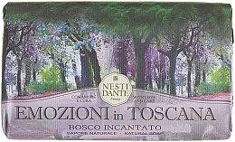 Düfte, Parfümerie und Kosmetik Naturseife Enchanting Forest - Nesti Dante Natural Soap Emozioni in Toscana Collection