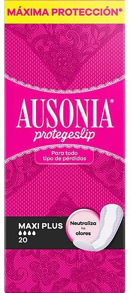 Damenbinden 20 St. - Ausonia Protegeslip Maxi Plus — Bild N1