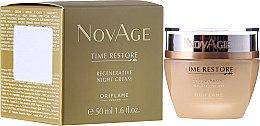 Düfte, Parfümerie und Kosmetik Verjüngende Nachtcreme - Oriflame NovAge Time Restore