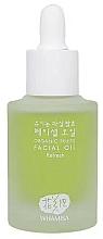 Düfte, Parfümerie und Kosmetik Aufweichendes Gesichtsöl mit Fruchtenzymen - Whamisa Organic Fruits Facial Oil Refresh