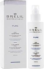 Düfte, Parfümerie und Kosmetik Beruhigendes Haargel mit Bachblüten und Ringelblume - Brelil Bio Traitement Pure Calming Gel