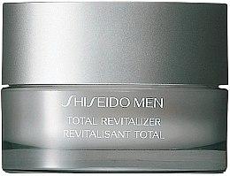 Regenerierende Anti-Falten Gesichtscreme - Shiseido Men Total Revitalizer Cream  — Bild N1