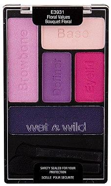 Lidschattenpalette - Wet n Wild Color Icon Eyeshadow Palette 5 Pan — Bild N2