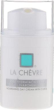 Tagescreme - La Chevre Epiderme Moisturizing Day Cream With Curd — Bild N1
