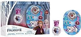 Düfte, Parfümerie und Kosmetik Disney Frozen - Duftset (Eau de Toilette 30ml + Accessories)