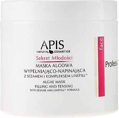 Gesichtsmaske mit Algen - APIS Professional Secret Of Youth Face Mask — Bild N1
