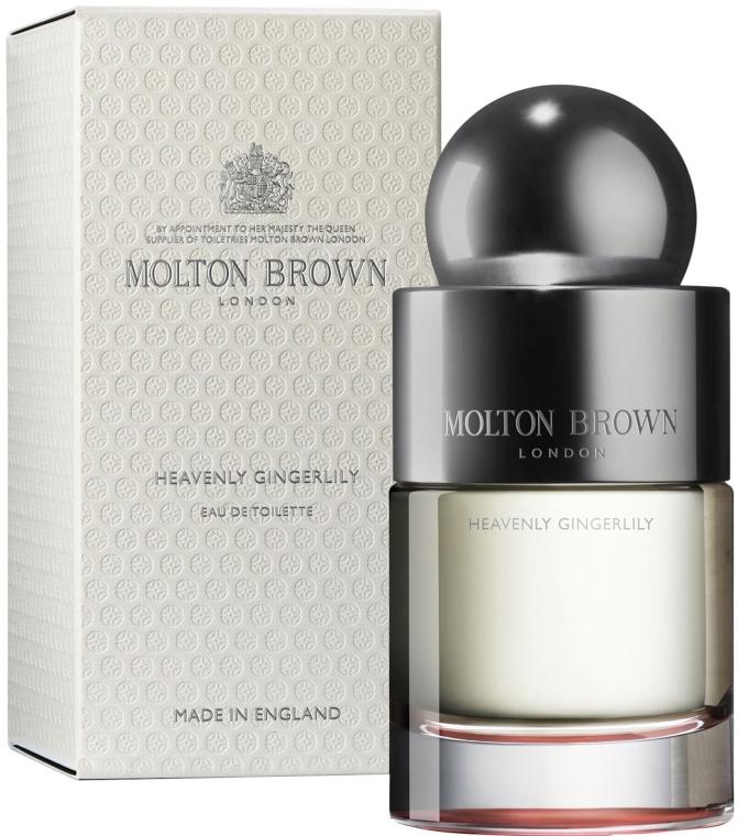 Molton Brown Heavenly Gingerlily Eau de Toilette - Eau de Toilette — Bild N1