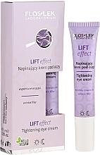 Düfte, Parfümerie und Kosmetik Anti-Falten Creme für die Augenpartie mit Liftingeffekt - Floslek Lift Effect Tightening Eye Cream