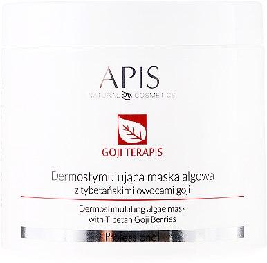 Gesichtsmaske - APIS Professional Goji TerApis Dermostimulating Algae Mask — Bild N1