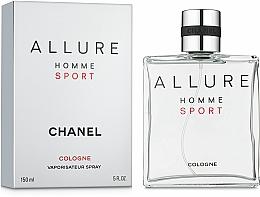 Düfte, Parfümerie und Kosmetik Chanel Allure homme Sport Cologne - Eau de Cologne