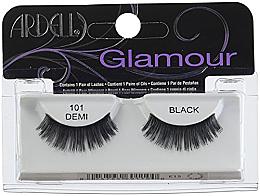 Düfte, Parfümerie und Kosmetik Künstliche Wimpern - Ardell Fashion Lashes Demi Black 101