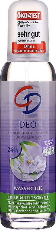 Körperspray Wasserlilie - CD Deo